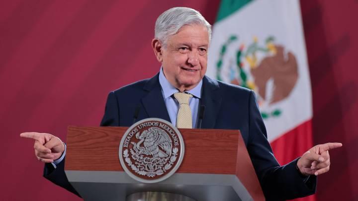 Pide AMLO al pueblo de México que ahorre energía eléctrica