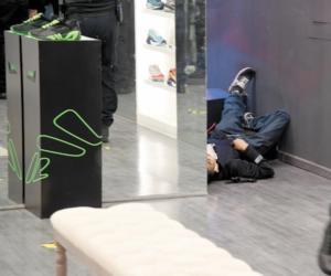 Abaten a presunto ladrón en intento de asalto a tienda