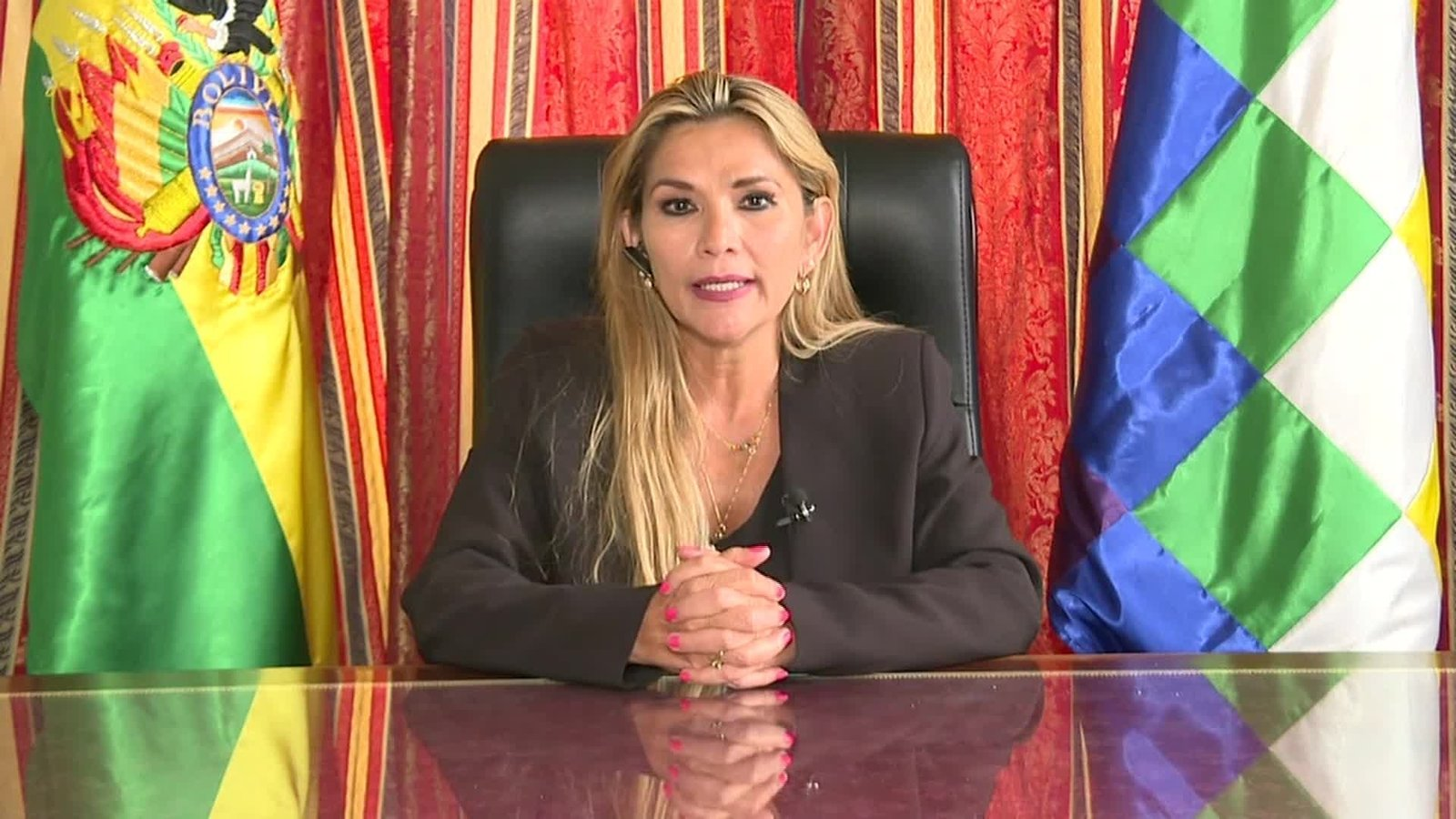 Evalúan abrir un proceso contra Áñez en Bolivia por el préstamo con el FMI