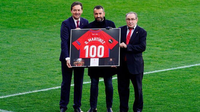 Diego Martínez destaca que hicieron 'un partido muy completo'