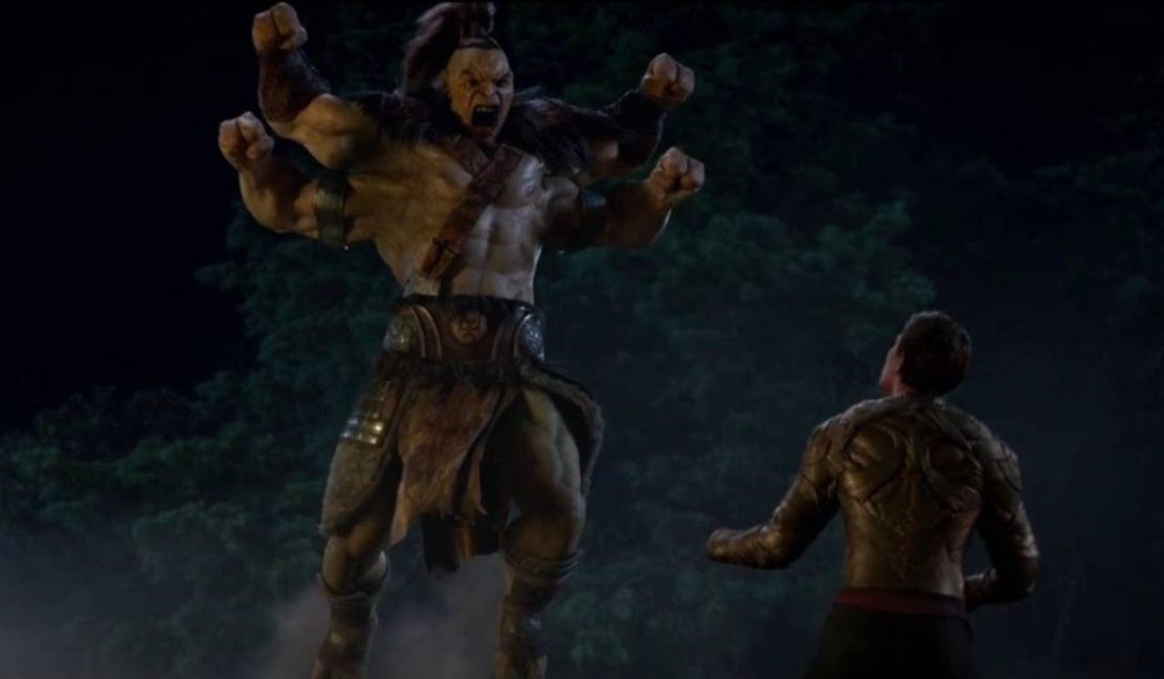 Checa el espectacular tráiler de la nueva película de Mortal Kombat
