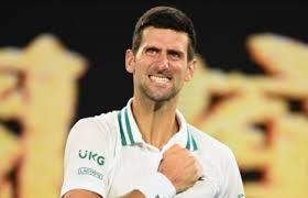 Novak Djokovic graba documental durante el Abierto de Australia