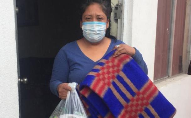 Familias vulnerables tienen frío