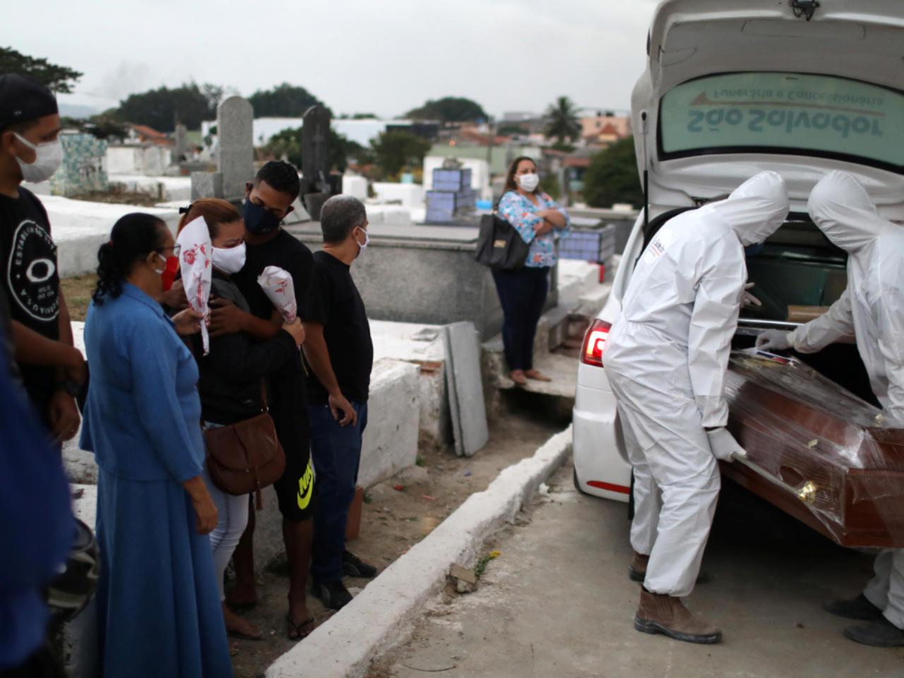 Venezuela añade seis muertes por covid-19