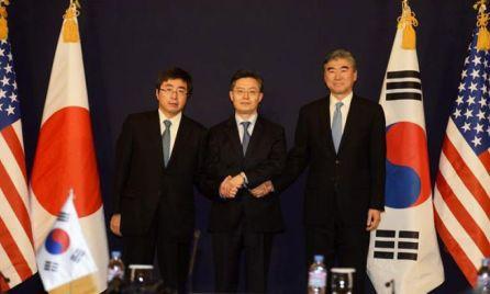 Seúl, Tokio y Washington subrayan su cooperación para encarar tema norcoreano