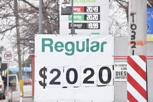 Se dispara el precio de la gasolina en Monclova