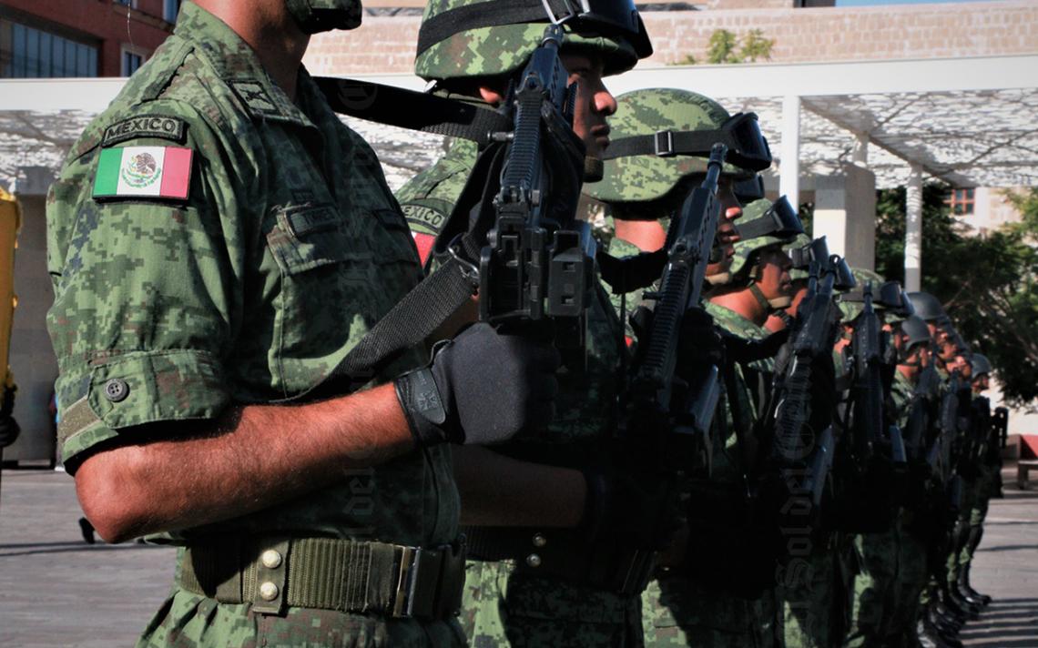 AMLO: Ejército, pilar del Estado mexicano y garantía de seguridad