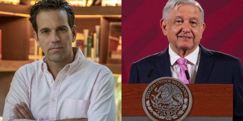 Carlos Loret de Mola responde al reto de AMLO