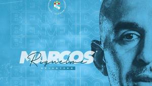 El argentino Marcos Riquelme reemplaza a Emanuel Herrera en Sporting Cristal