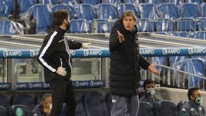 Pellegrini: 'Tuvimos paciencia para encontrar el gol'