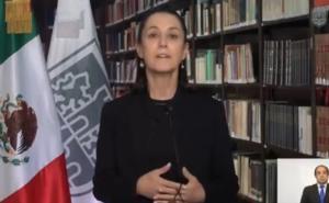 Sheinbaum llama a personas vacunadas a no bajar la guardia