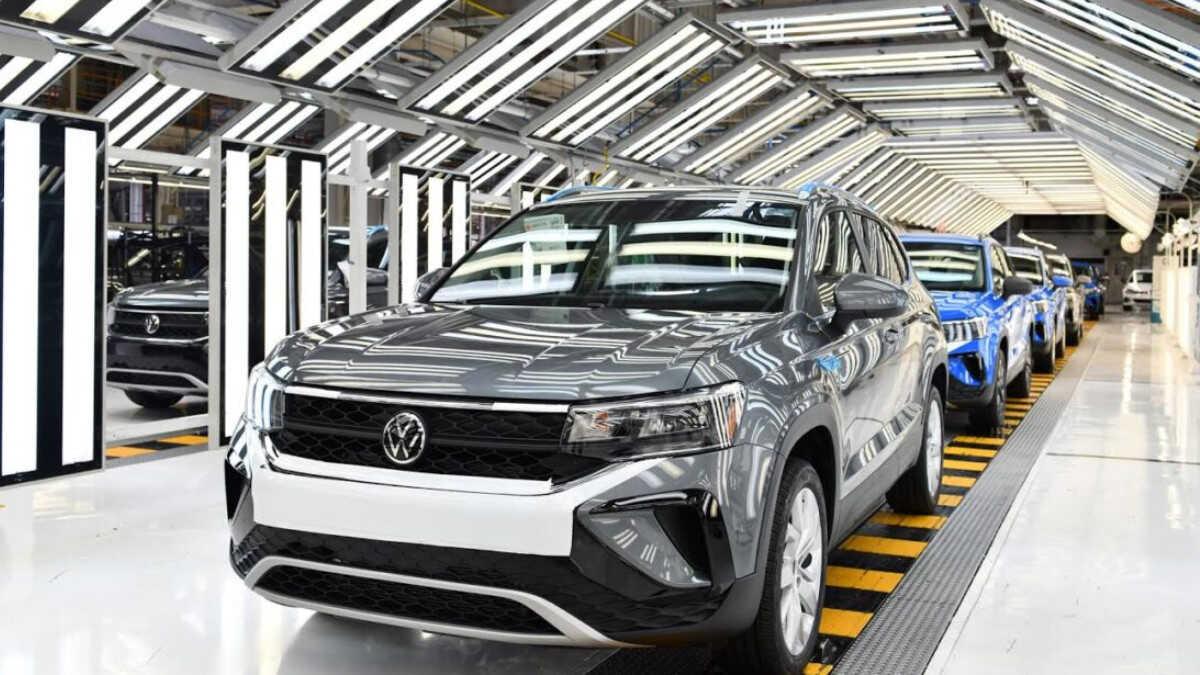 Volkswagen extiende paro técnico ante escasez de gas natural