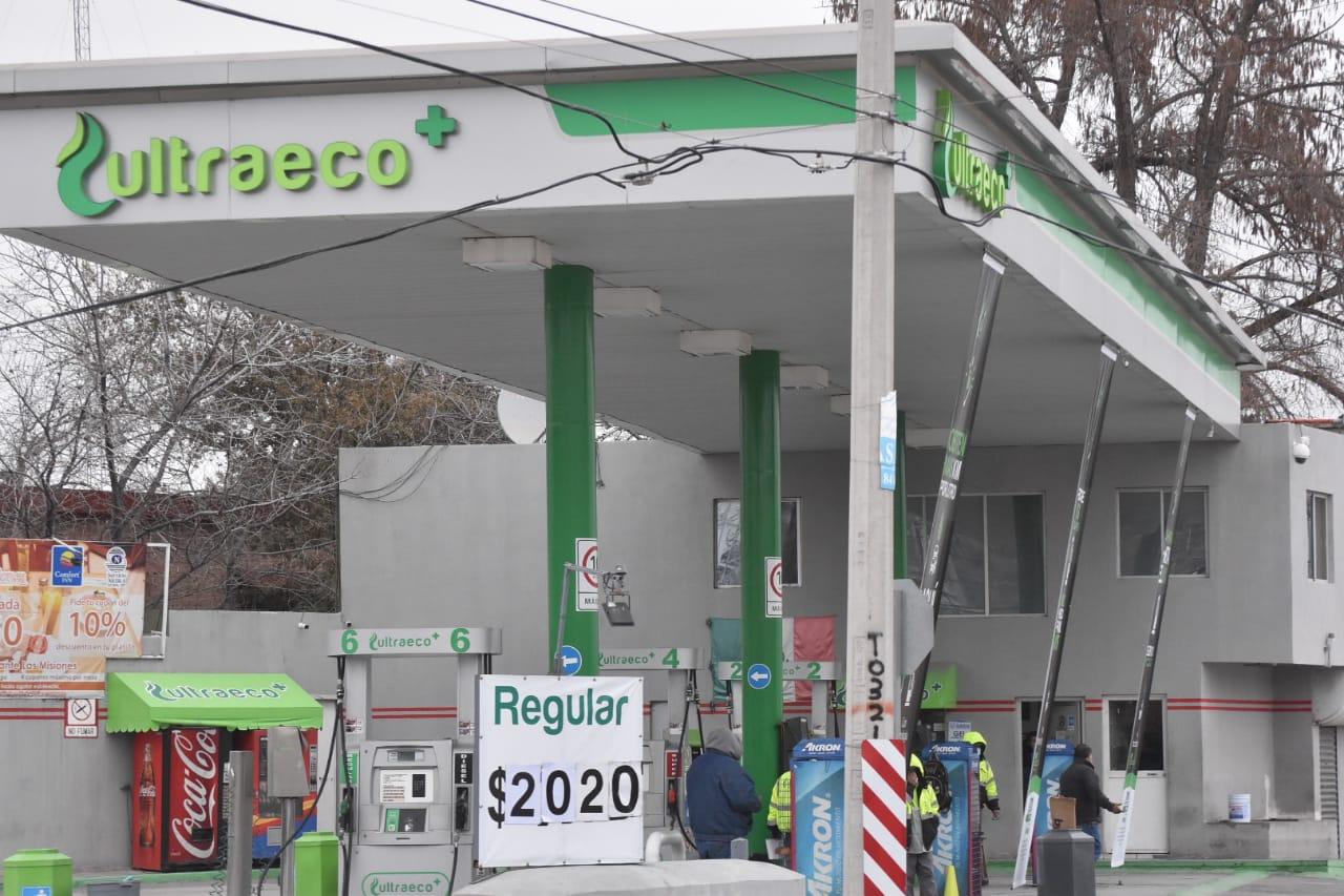 Sufre otro gasolinazo la región; podría continuar el incremento en Monclova
