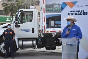 Modifican autoridades recolección de basura en Monclova