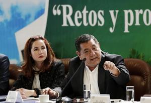 Impulsan aplicar juicio político a Félix Salgado Macedonio