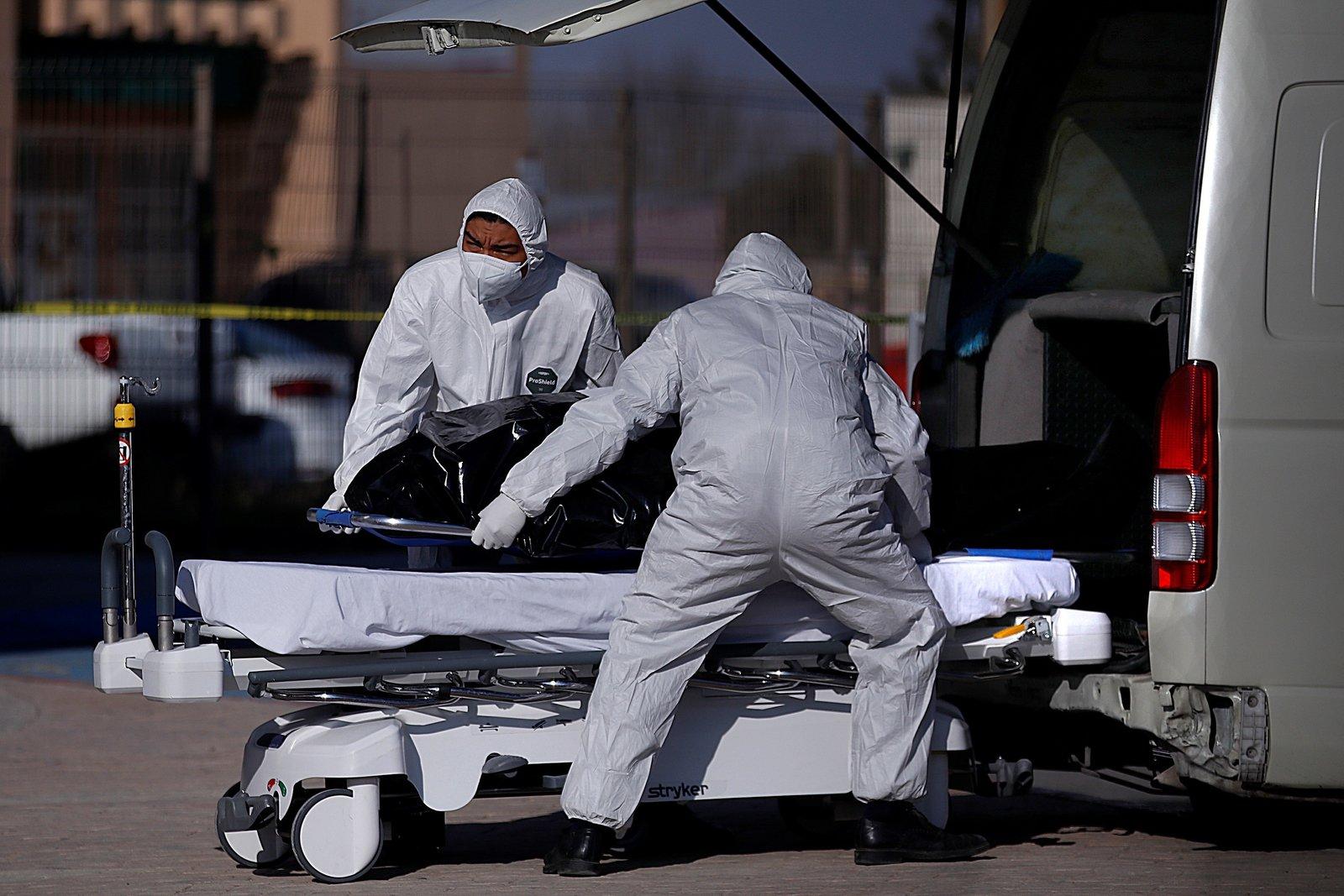 Coahuila registra 12 muertes y 195 nuevos casos de COVID-19