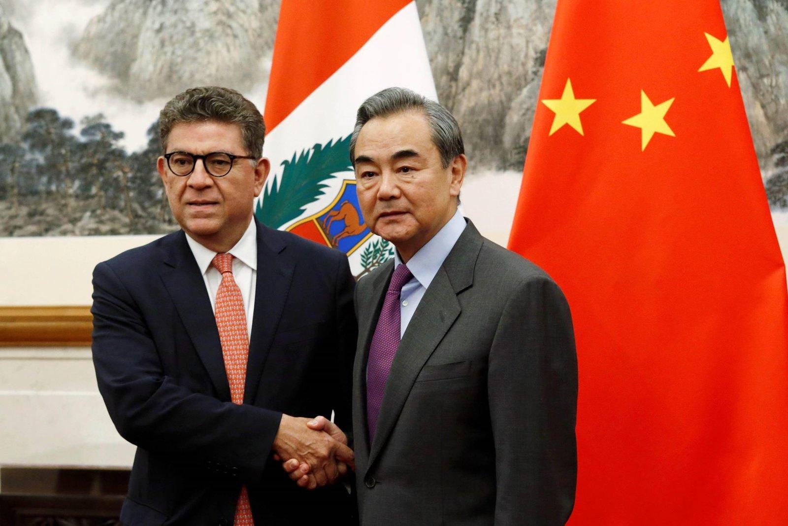 Canciller de Perú pide cuidar relaciones con China