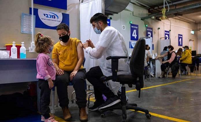 Mortalidad por COVID-19 se redujo en un 98.9% entre los israelíes vacunados