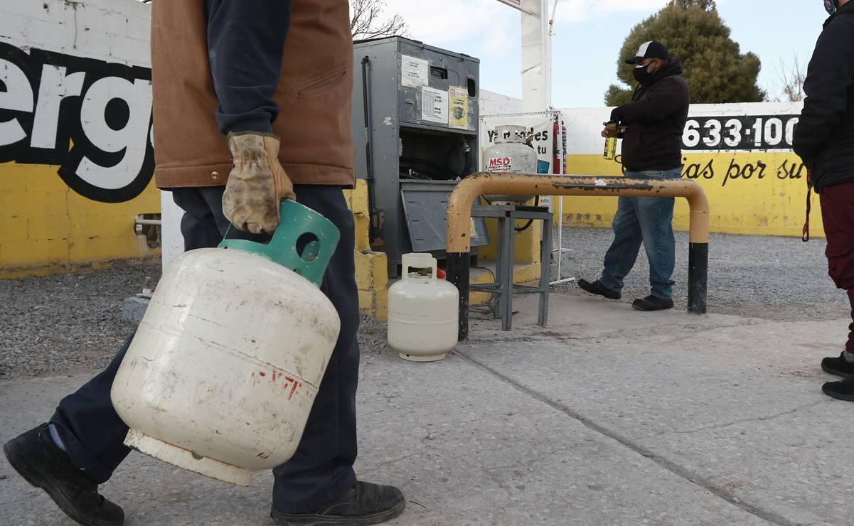 Reportan avance en suministro de gas natural en México
