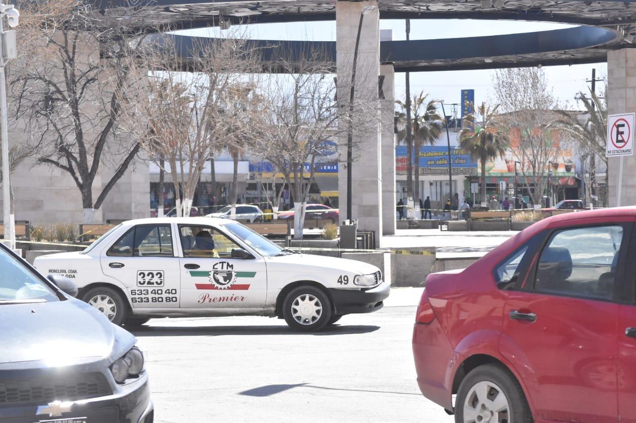 Aumentarían taxistas de la CTM sus tarifas en Monclova