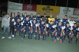 Selección Monclova pasa a la final futrap