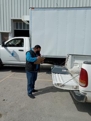 Retomará Ecología verificación vehicular a flotillas de empresas