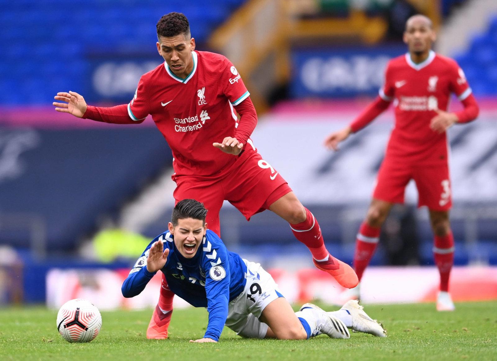 El Liverpool: Sufre otra derrota, ahora contra el Everton