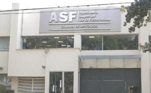 ASF: Primer año de AMLO, con irregularidades por 67 mmdp