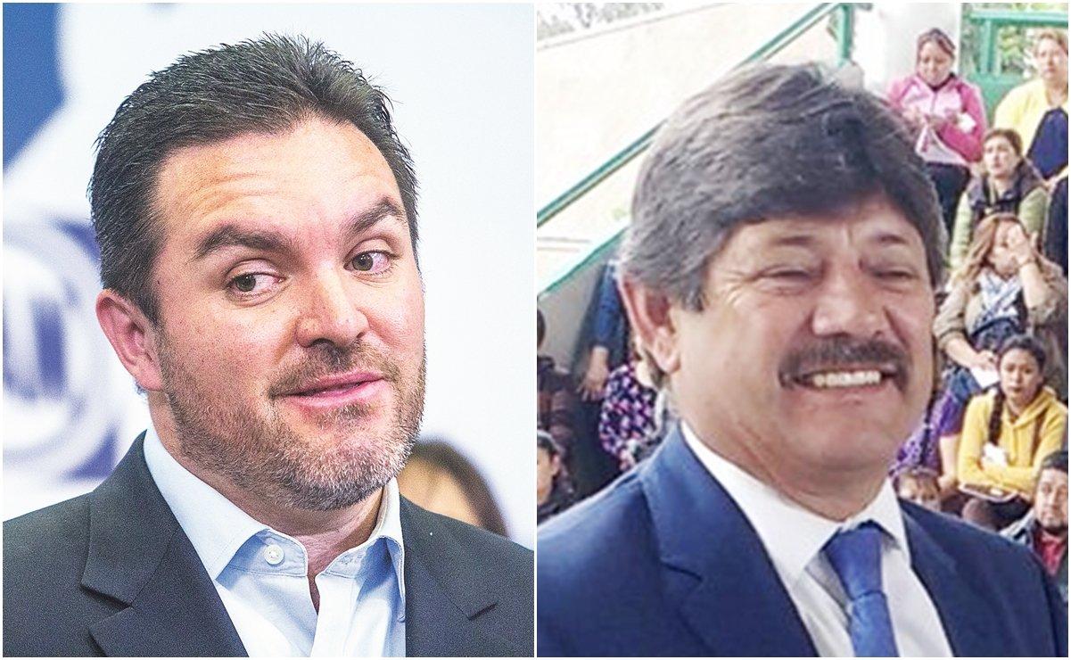 Döring exige destitución del alcalde de Tláhuac