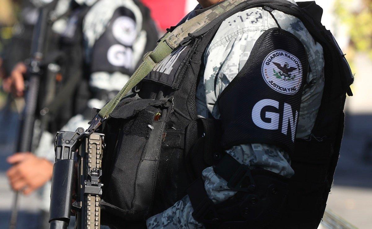 Detienen a elementos de la Guardia Nacional por posesión de marihuana