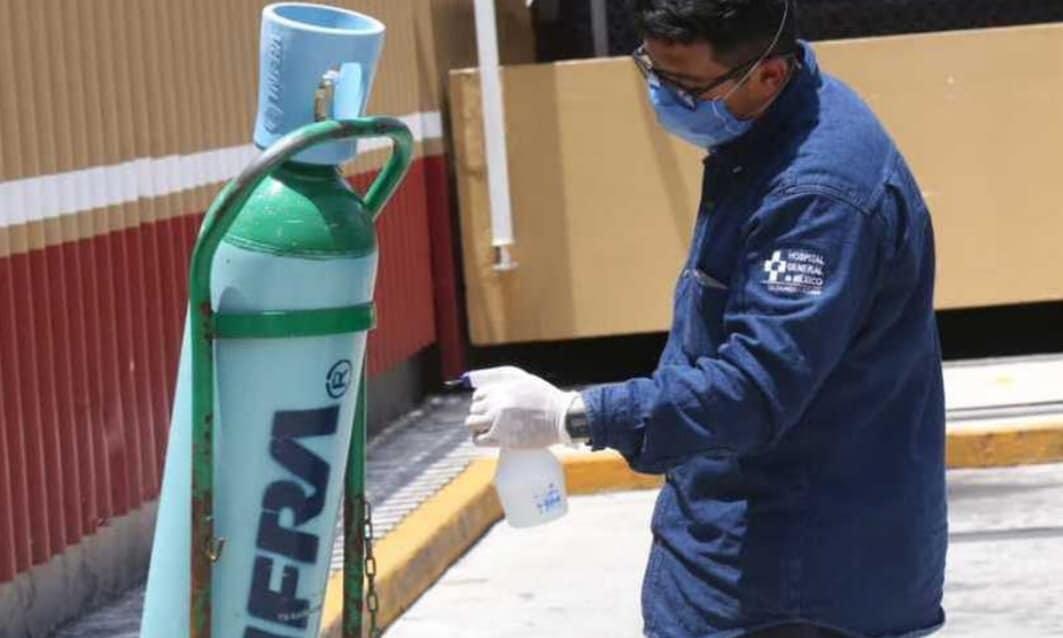 Proporcionan vales para el intercambio de oxígeno en San Buenaventura