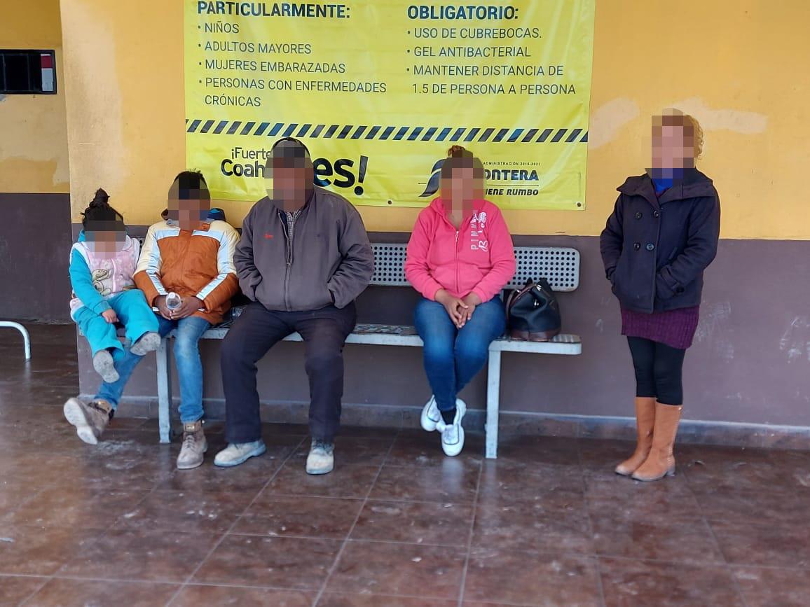 La maltrata su pareja y mujer huye de su casa en Frontera