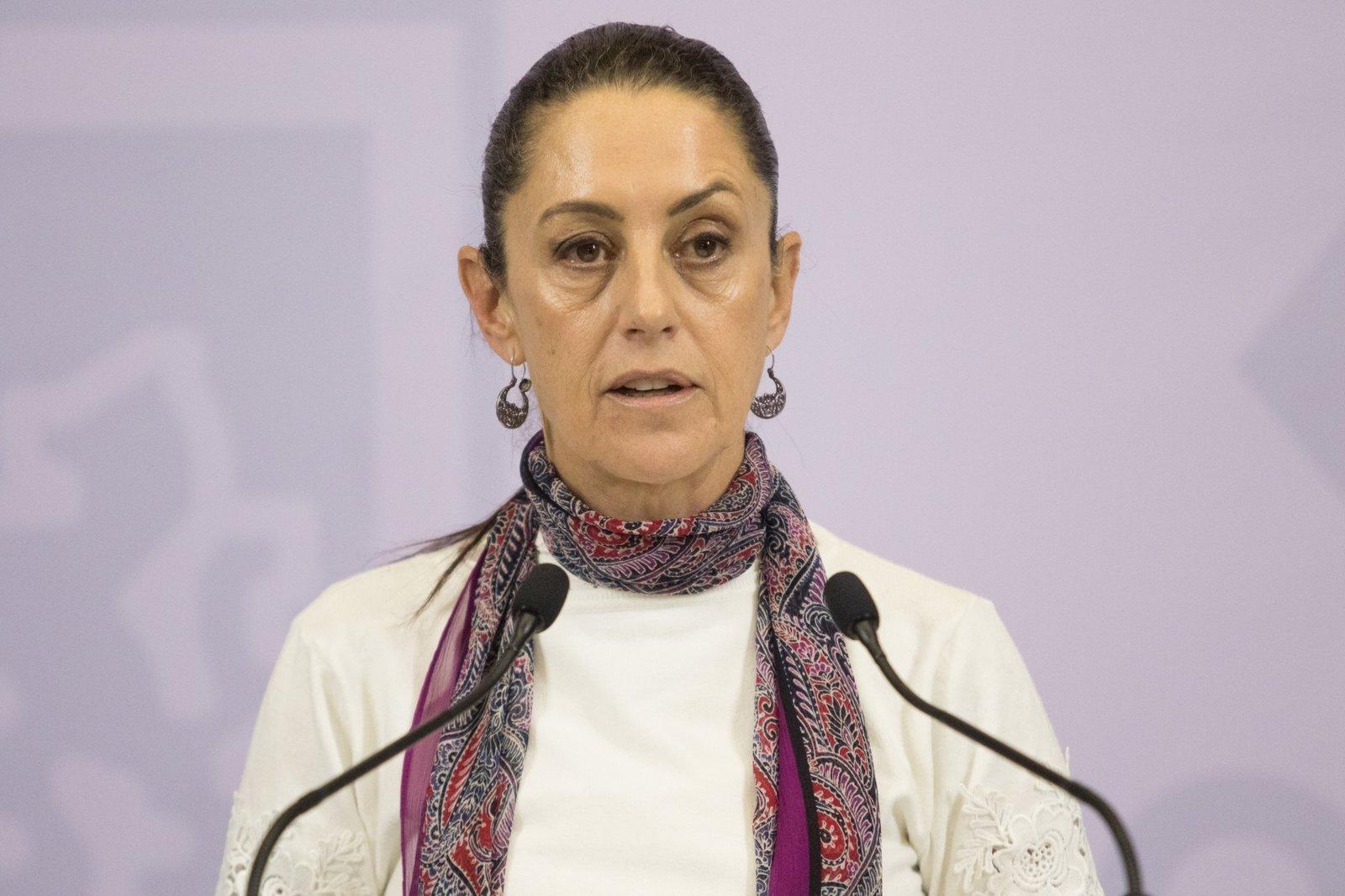 Claudia Sheinbaum: Delitos de alto impacto bajaron 52.1%