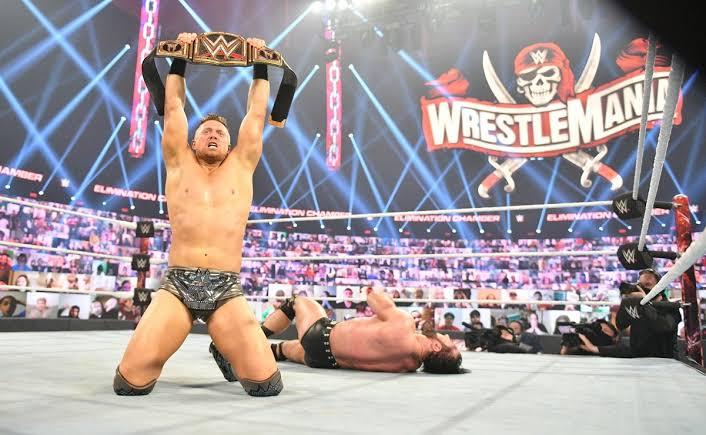 The Miz sorprende y es nuevo campeón en Elimination Chamber
