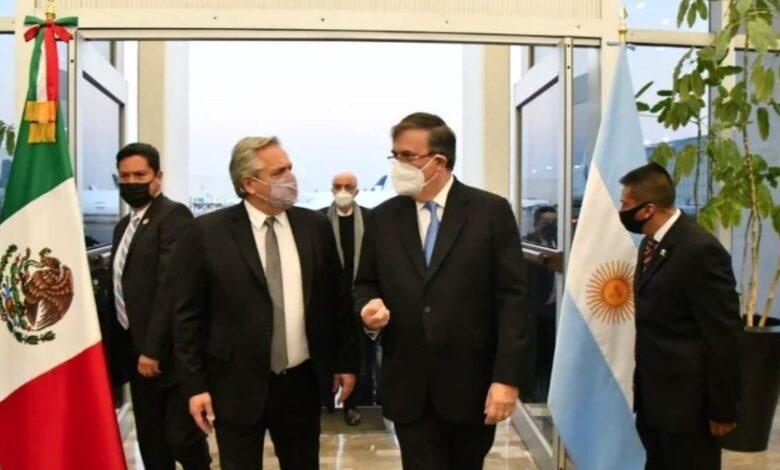 AMLO: Da bienvenida a Alberto Fernández, presidente de Argentina