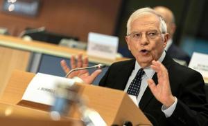 Borrell: la discusión de los Veintisete con Blinken ha sido 'positiva'