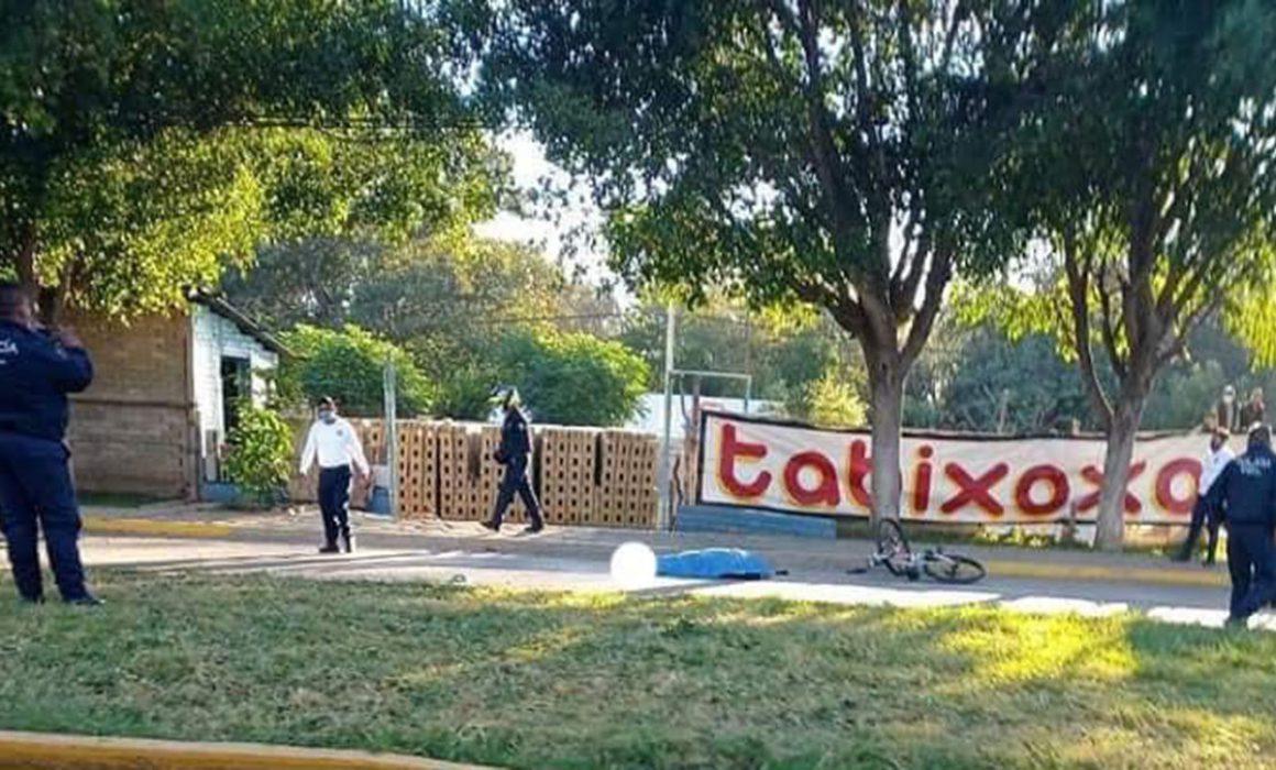 Piden retirar concesión a autobús que mató a ciclista en Oaxaca