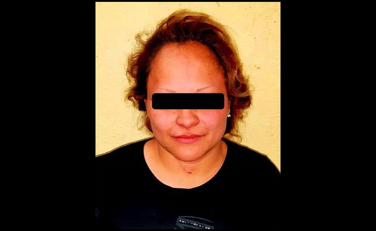 Detienen a mujer por agredir a su hijo de 5 años y a su esposo en NL