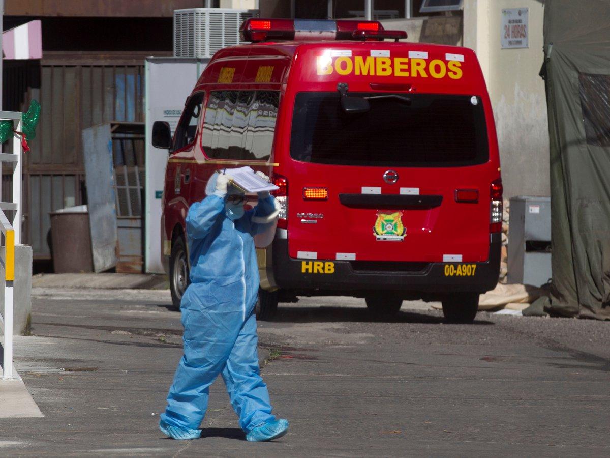 Honduras supera los 4.000 muertos por la covid-19 en 11 meses de pandemia
