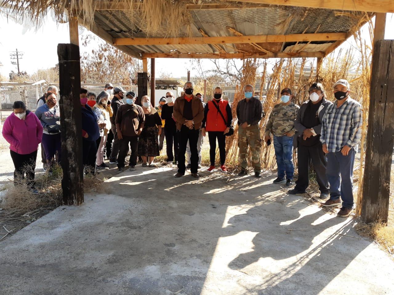 Piden comerciantes se reanude actividad en la pulga de 'San Buena'