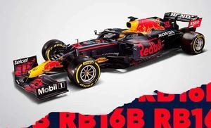 Conoce el auto con el que correrá 'Checo' Pérez con Red Bull