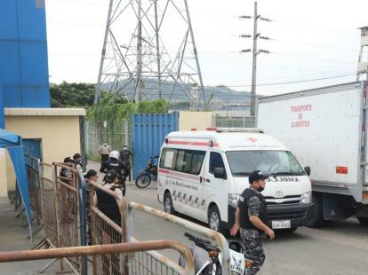 Más de 50 fallecidos en amotinamientos en tres cárceles de Ecuador