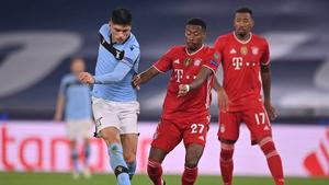 Demoledor Bayern tiene medio pie en cuartos tras vecnecer 1-4 a Lazio