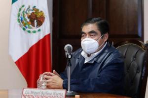 Barbosa respalda pacto de AMLO de no intervenir en elecciones