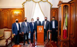 Gobernadores aceptan acuerdo nacional propuesto por AMLO