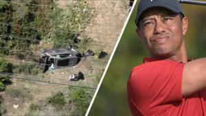 El mundo del deporte reacciona ante accidente de 'Tiger' Woods