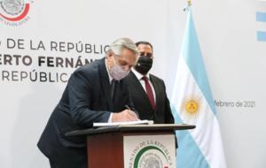 Es imperioso generar más justicia social en AL: Alberto Fernández