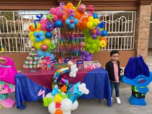 Carlos David celebra 6 años de vida