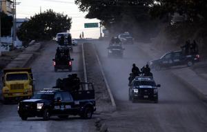 En México no funcionan las estrategias contra el narco