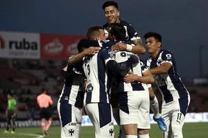 Rayados explotaante Juárez FC